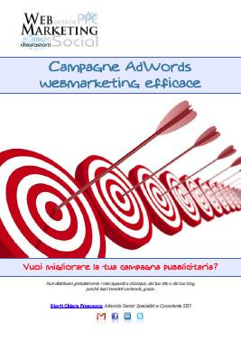 Adwords webmarketing efficace