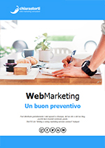 Web Marketing un buon preventivo