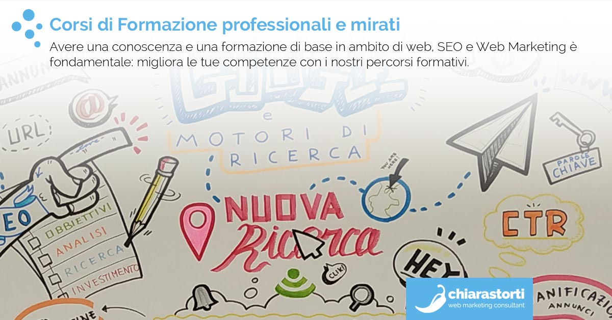 Corsi di formazione Web Marketing e Web Analisi