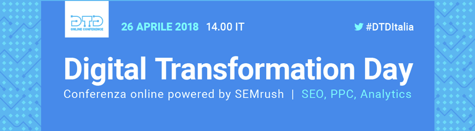 dtd digital transformation day semrush20180426 home