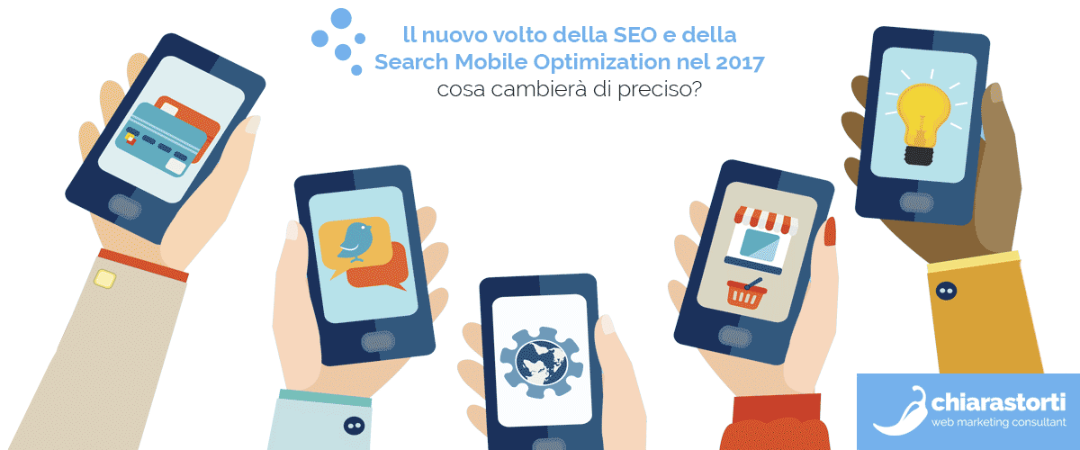 SEO e Search Mobile Optimization nel 2017